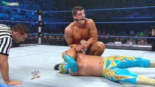 SmackDown: Sin Cara & Daniel Bryan vs. Ted DiBiase & Cody Rhodes