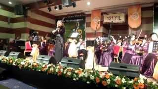 (Çoban Yıldızı)ATSO Güzel Sanatlar ve Spor Lisesi Türk Müziği Günleri Konseri(6 Nisan 2013)