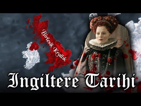 Üzerinde Güneş Batmayan İmparatorluk || İngiltere Tarihi || DFT Tarih