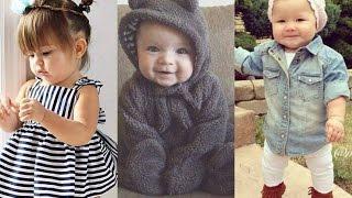 Estilo de ropa para bebes   Preciosos outfits para mi bebe