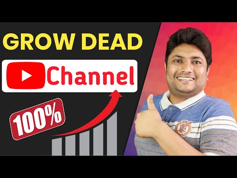 How to Grow Dead YouTube Channel in 2021   Dead Channel Grow Kaise Kare   Fix Dead YouTube Channel