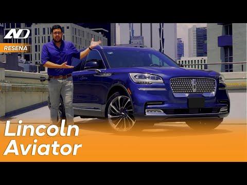 Lincoln Aviator - Nada que ver con las camionetas europeas