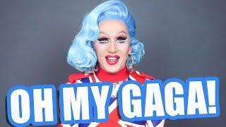 I Met Lady Gaga On Ru Paul's Drag Race!
