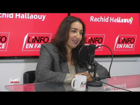 Video : L'Info en Face avec Leila Doukali