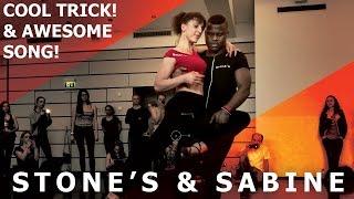 DJ Palhas - Seducao / Stone's & Sabine Urban Kiz Dance Demo @ Frankfurt Festival 2017
