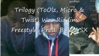 Trilogy - Woo Riddim Freestyle (Prod By. DJ SX)