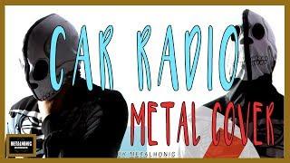 Twenty one pilots - Car Radio (Metal Cover)