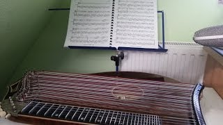 Only Time - Enya (Instrumental on Zither)