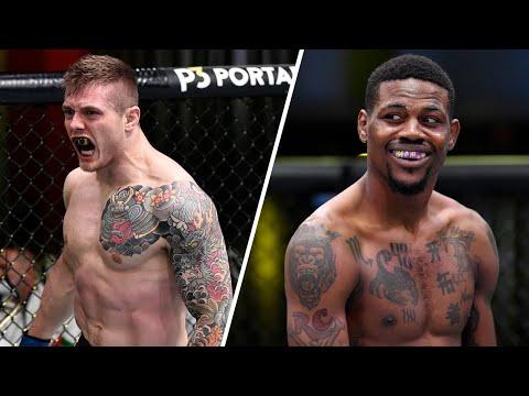 UFC Vegas 23: Vettori vs Holland - The Italian Dream | Fight Preview