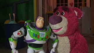"""Toy Story 3 In Real Life: """"Bad Lotso"""" Clip"""