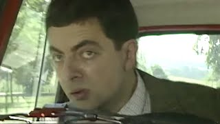 Mr. Bean - Car Crashes