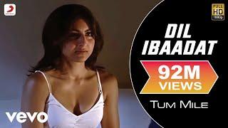 Tum Mile - Dil Ibaadat Video   Emraan Hashmi, Soha Ali Khan