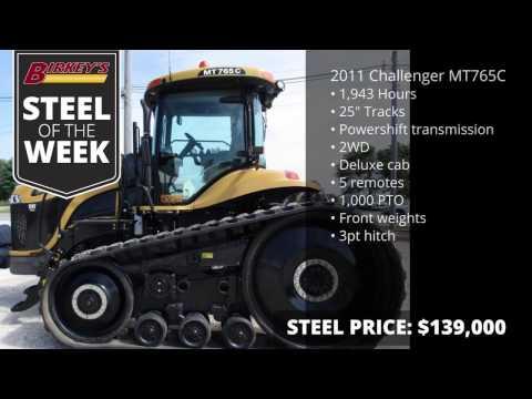 Birkey's Steel Of The Week: 2011 Challenger MT765C
