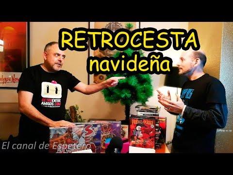 RETROCESTA SORTEO DEL NIÑO RETROENTREAMIGOS
