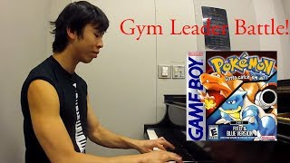 Pokémon Red & Blue Gym Leader Battle Theme