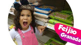 Feijão Granada | MCs Zaac & Jerry - Bumbum Granada (Paródia) | Clara TV