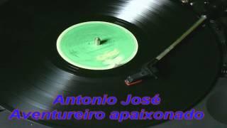 Antonio josé-- Aventureiro apaixonado【LP passado de sucessos】1987