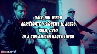 Pitbull, J Balvin - Hey Ma ft. Camilla Cabello [Lyrics]