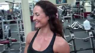 Try single-arm lat pull downs for symmetry and shape
