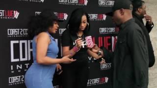E-Reign Performs at Coast 2 Coast LIVE | Austin, TX Edition 3/17/17