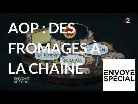 nouvel ordre mondial | Envoyé spécial. AOP : Des fromages à la chaîne - 3 mai 2018 (France 2)