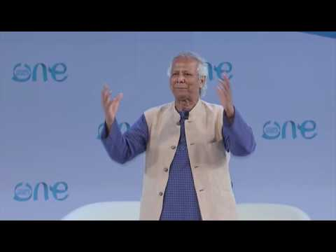 Muhammad Yunus Video