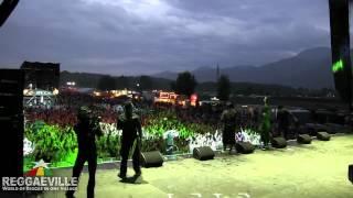 TOK - Marijuana @ Chiemsee Reggae Summer 8/25/2012