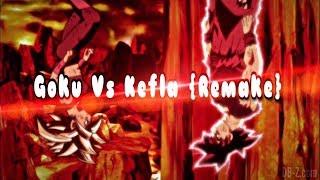 """GOKU VS KEFLA  { AMV }  [ Joey Bada$$ & XXXTentacion """"Kings Dead Remix Freestyle"""" ]"""