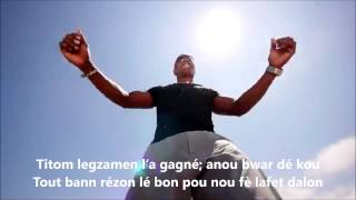 Dryce ft. Srjo - Atas Sentir (Creole Lyrics / Reunion)