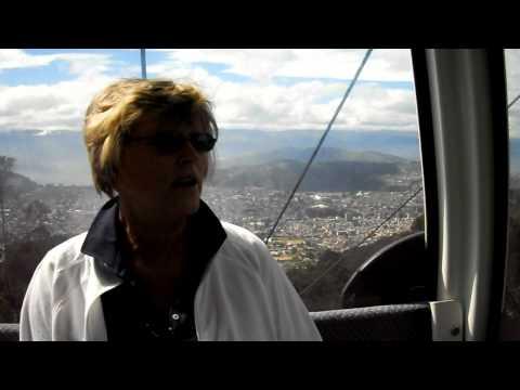 TelefériQo, Quito, Ecuador