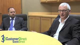 Video Blog - Customer Testimonial: Quadrant - Stuart Lacey and Dave Appleton