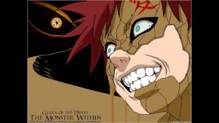 Naruto Unreleased Soundtrack:Evil Sand Spirit