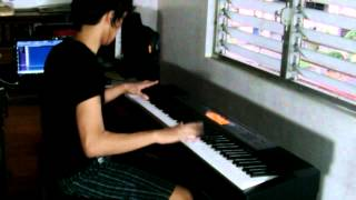 For Whom the Bell Tolls Metallica piano cover