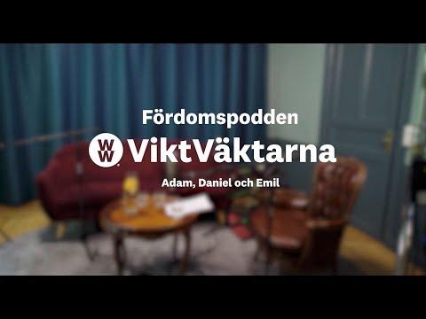 Fördomspodden med Emil Persson, Adam Alsing & Daniel Paris