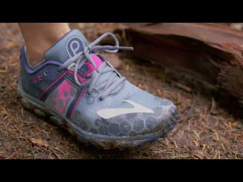 Brooks Running Shoes   PureGrit 4