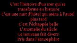 Kyo Récidiviste [Lyrics]