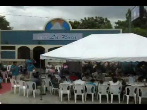Inauguración Iglesia La Roca en Nicaragua Parte 4 de 4