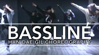 Bassline - Chris Brown | DaeGil Han Choreography @1997studio
