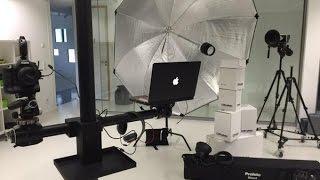 تجهيز الاستديو الجديد | The new studio