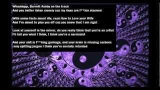"""""""Break the Man Box"""" - Bametron ft. Barrett Ashby"""