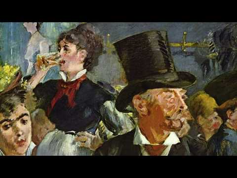 Великие художники и их картины. Эдуард Мане. photo