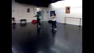 Busta Rhymes Choreography