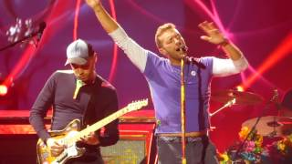 """A Head Full of Dreams"" Coldplay@FedEx Field Washington DC 8/6/17"