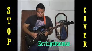 Joe Bonamassa Stop  (Guitar solo cover)  by Kevinguitarman