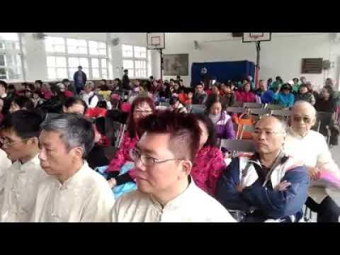 1071209文山口琴團假日支援新埔鎮地方合唱節開幕演出 - YouTube