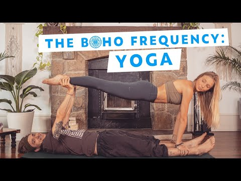 All Things YOGA | The Boho Frequency Ep1