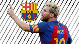 Lionel Messi 2017 - I Don't Wanna Live Forever ● Best Skills & Goals |HD|