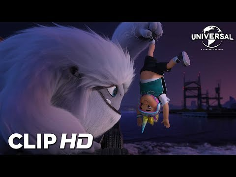 "ABOMINABLE - Clip 1 ""Jin y Peng conocen a Everest"""