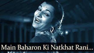 Main Baharon Ki Natkhat Rani - Boot Polish (1954) - David - Ratan Kumar - Baby Naaz width=