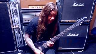 Entombed AD - Nico - Betcha Cant Play This (Guitar World)